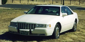 How To Be A Good Car Salesman >> 1994 Cadillac Seville STS