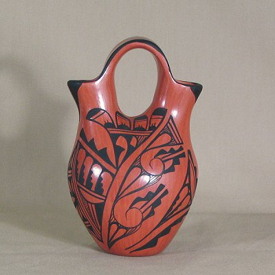 Native American Pueblo Pottery Collected By Karla Booth