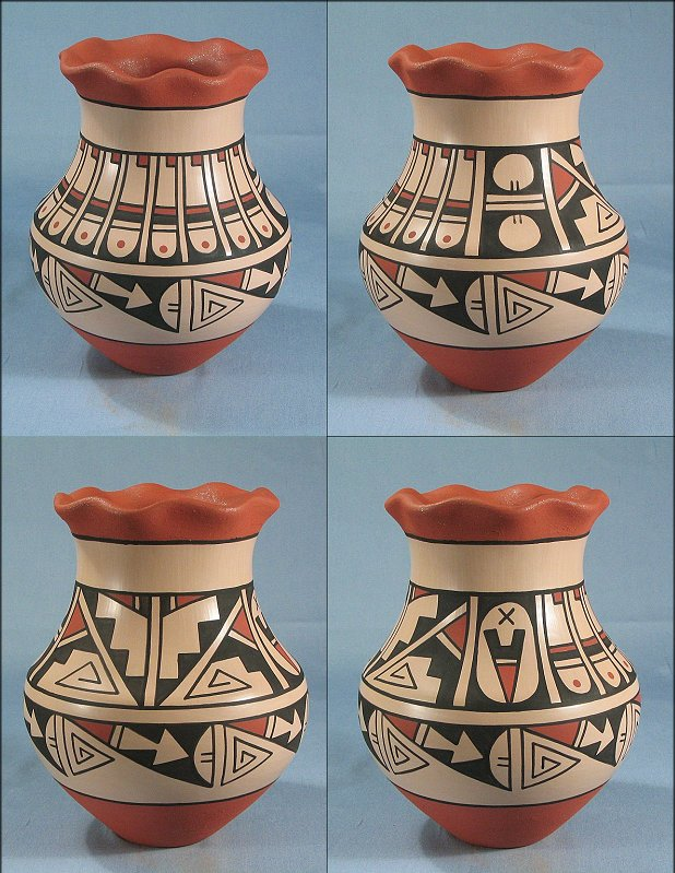 clay pot painting techniques images